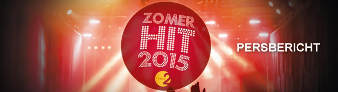 Stan Van Samang grote winnaar Radio 2 Zomerhit