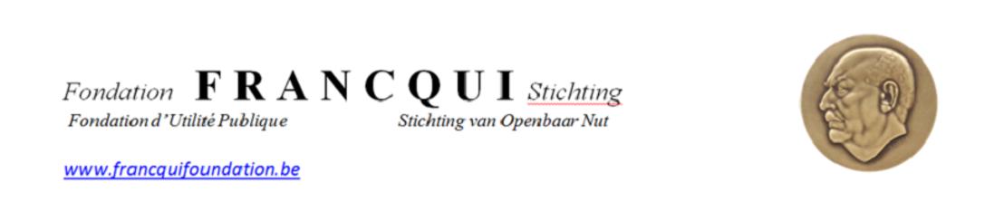 Prestigieuze Francqui-Prijs 2015 gaat naar  wiskundige Stefaan Vaes (KU Leuven) voor zijn grensverleggend onderzoek naar von Neumannalgebra's