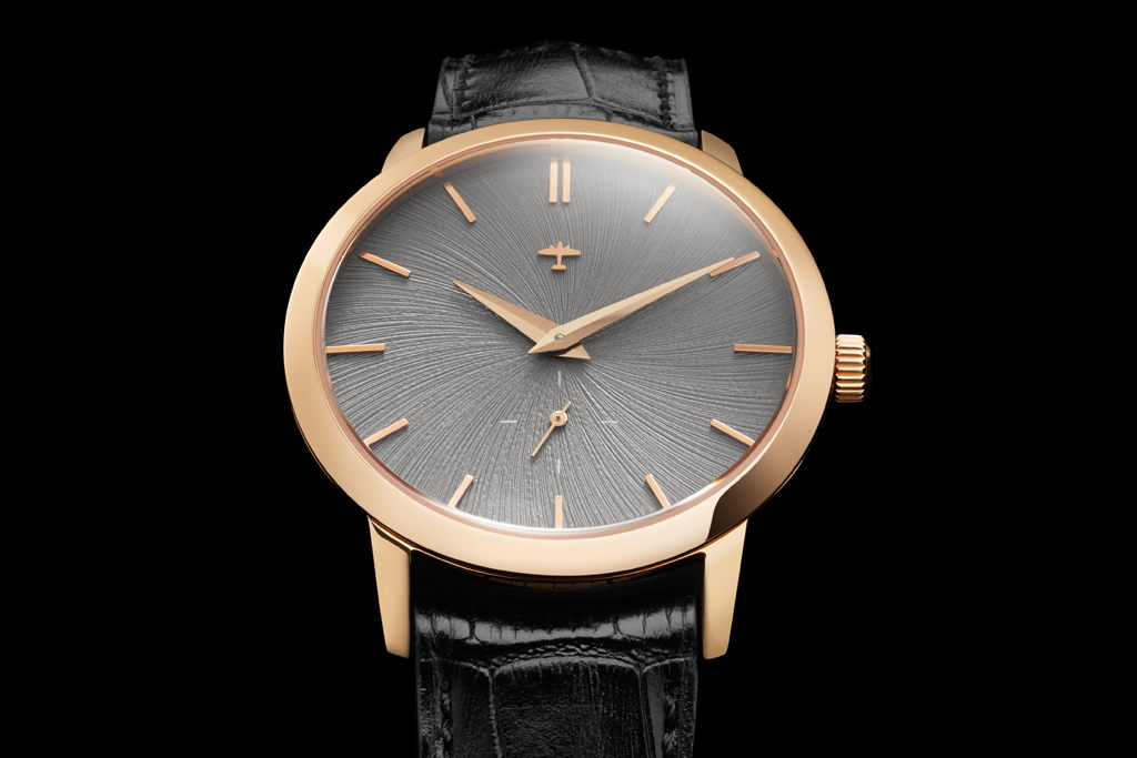 Progeny Rose Gold - Schist concept dial - 1