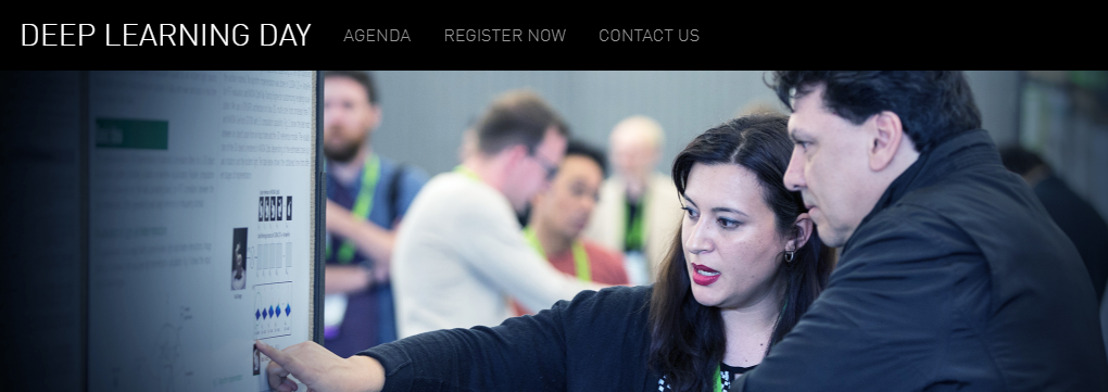 Nvidia Deep Learning Day 2017