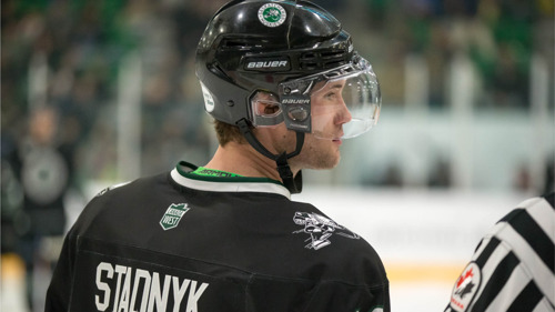 MHKY: Saskatchewan's Stadnyk named WHL Grad of the Month