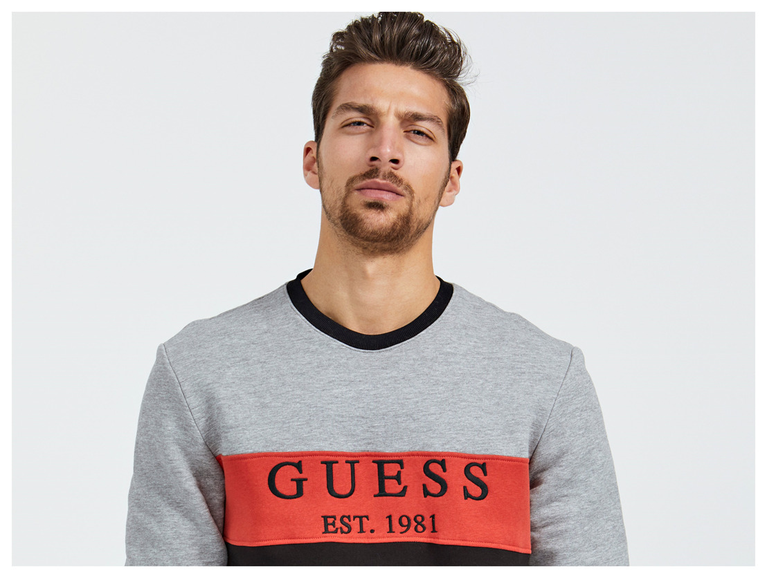 GUESS Men FW19: Lookbook Images
