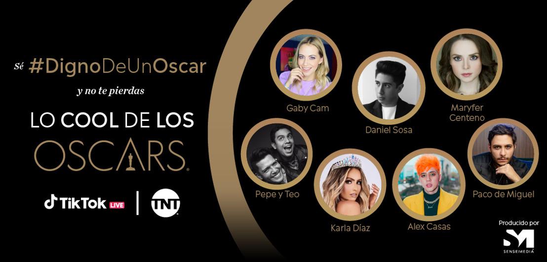 Lo cool de los Oscars está en TikTok y así es como puedes seguir la ceremonia desde la app