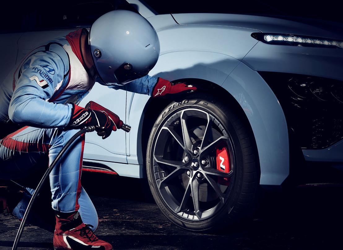 Hyundai enthüllt den All-New KONA N am ersten digitalen N Day