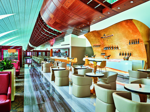 Emirates completes US$11 million makeover of its Business Class lounge at Dubai International Airport