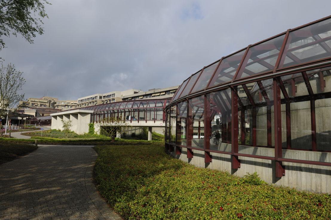 Buitenbeeld campus Gasthuisberg