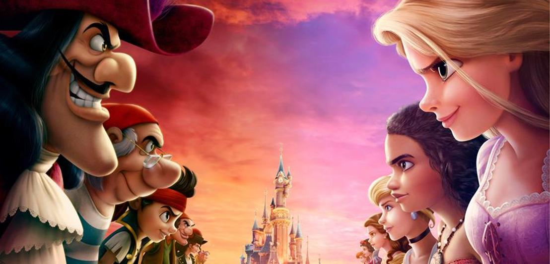Een festival in het teken van de Disney Piraten en Prinsessen in Disneyland® Paris