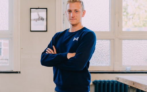 De start-up van IT-consultant Lorenz