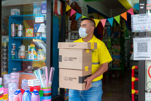 ¡Extra! ¡Extra! Mercado Libre anuncia dos iniciativas logísticas
