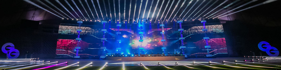 Painting with Light kicks off first Qatar eSports WEGA Global Games in Doha