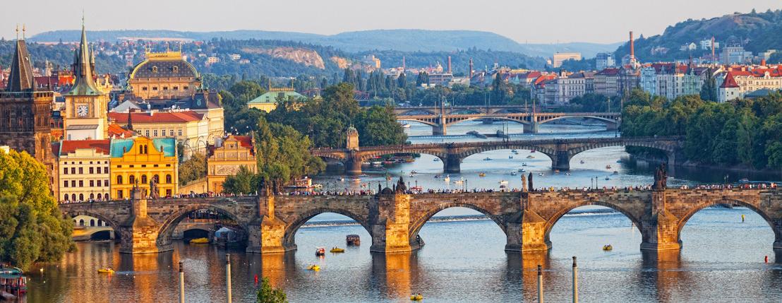 flydubai возобновляет полеты в Прагу и Загреб