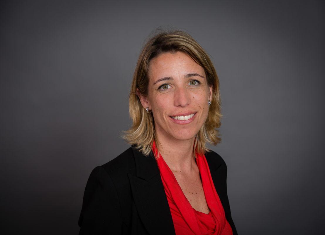 Katleen Daems, Corporate Director Human Resources