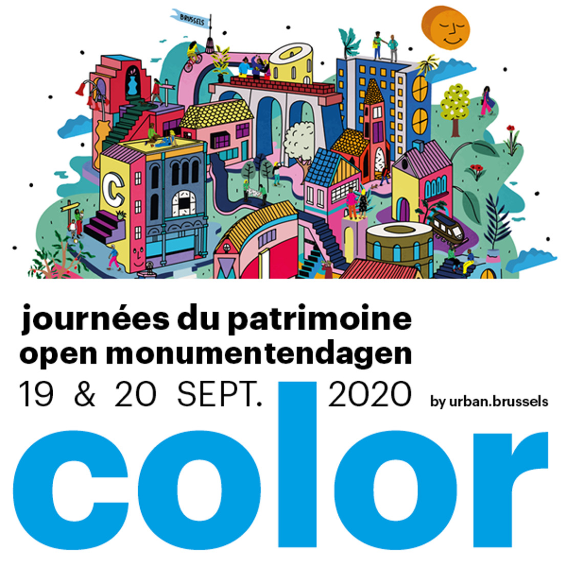 Journées du Patrimoine 2020 à Bruxelles