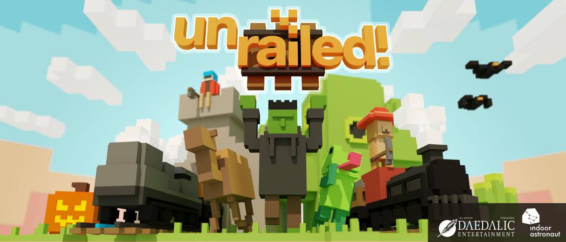 Unrailed! entre en gare sur PC et consoles