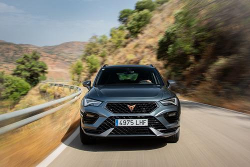 CUPRA's nieuwe recept voor zijn high-performance SUV