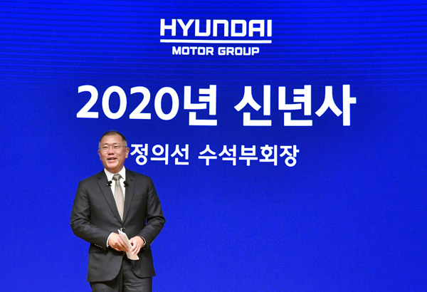 Preview: En 2020 Hyundai Motor Group lance une grande offensive d'innovations