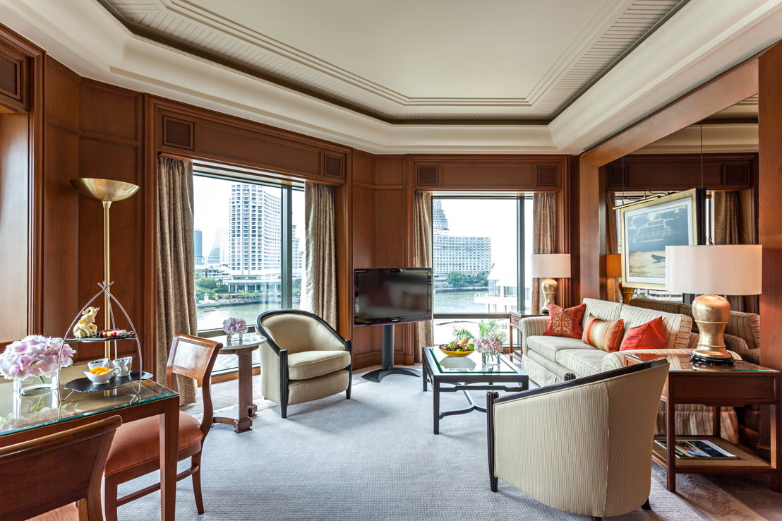 The Peninsula Bangkok, Suite Delux