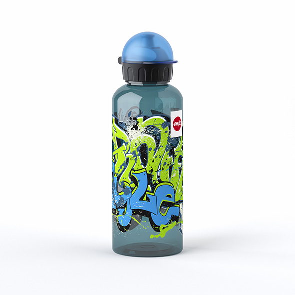 Emsa teens drinkbus (graffiti): €9,99 (0,6 l)
